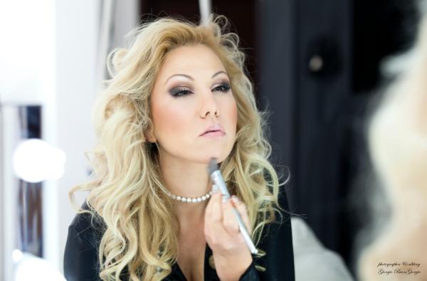 Bio gergana tihova makeup and hair artist for Politecnico di milano design della moda